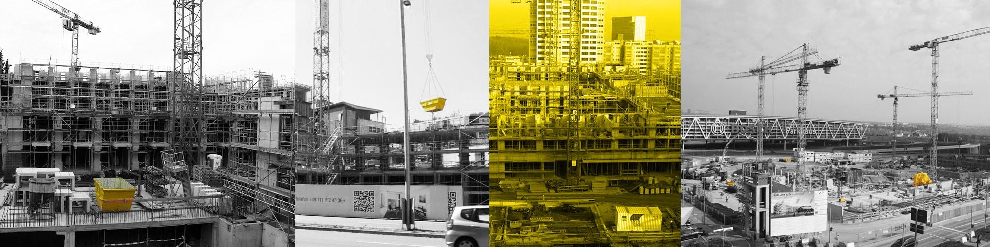 Referenzen von Bloching – Entsorgungsbetrieb und Containerdienst