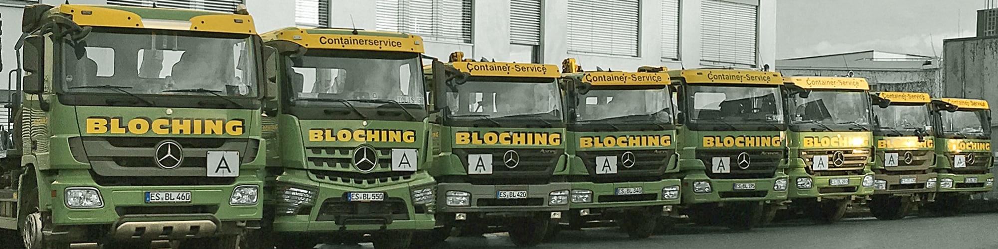 Entsorgungsbetrieb Bloching